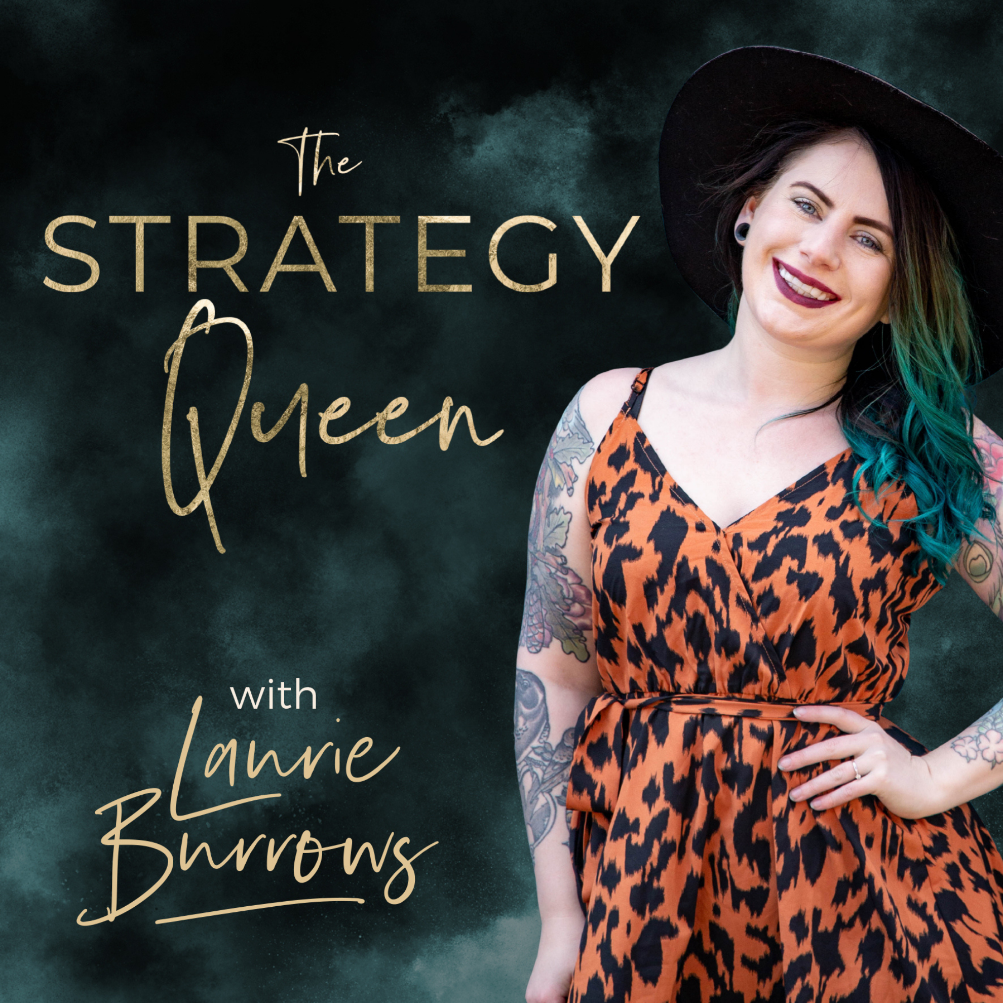 The Strategy Queen Podcast Laurie Burrows